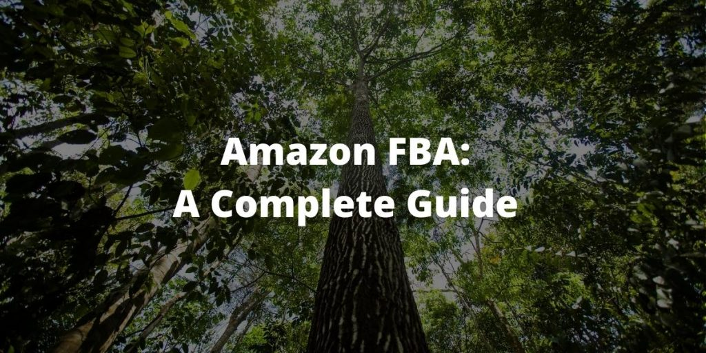Amazon FBA - A Complete Guide