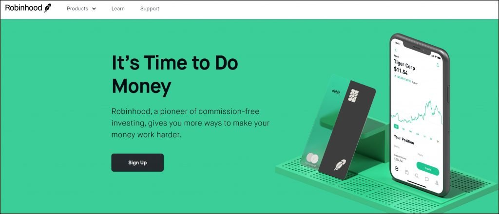 Robinhood Investment App The 9 Best Investment Apps for Growing Your Wealth in 2020
