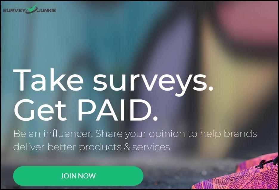 Survey Junkie Online Surveys