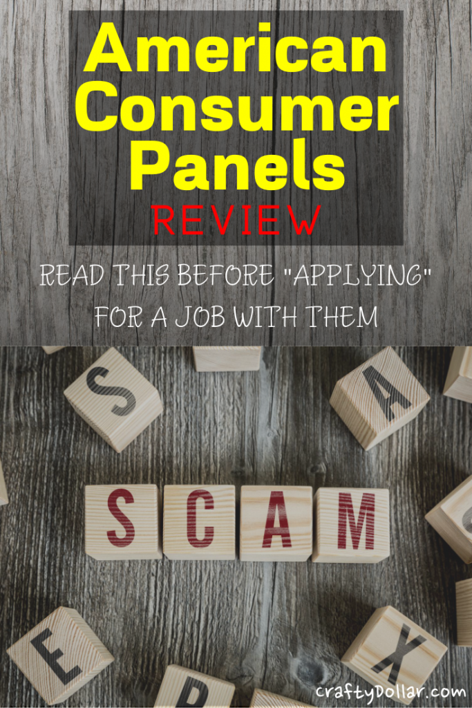 American Consumer Panels Review: Is It a Scam?