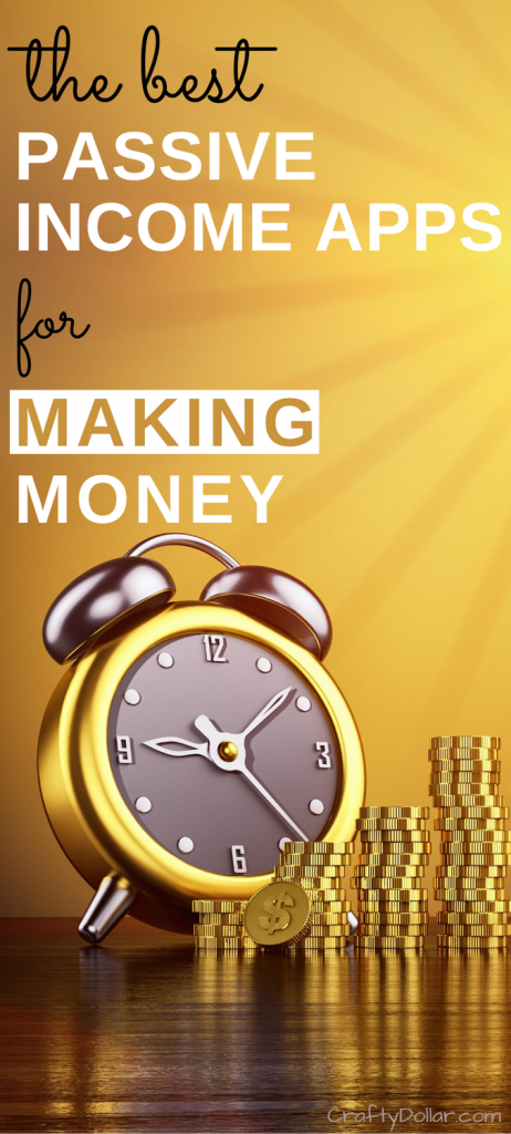 The Best Passive Income Apps for Making Money