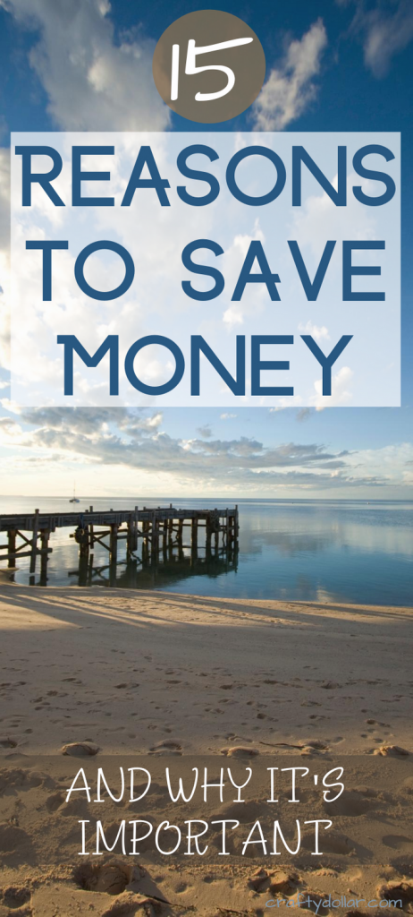 Reasons to Save Money and Why It's Important