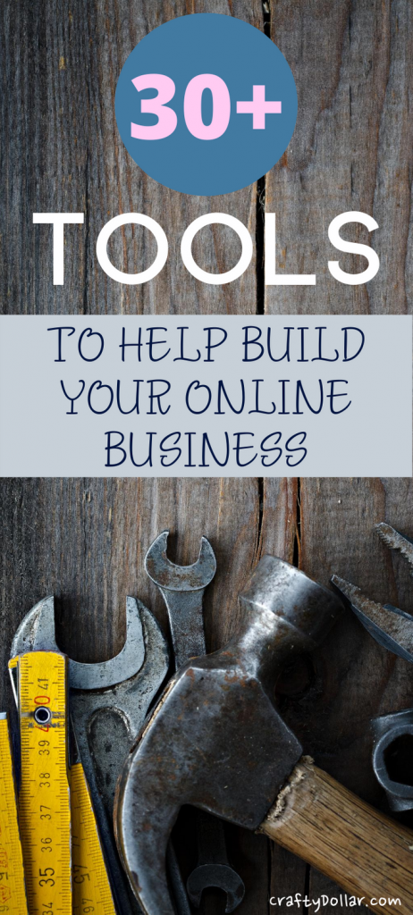 Tools to help build your online business