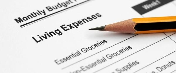 Tracking expenses is vital to help you save money from your salary